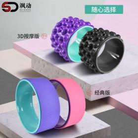 VKTECH Roller Wheel Alat bantu Yoga Gym Magic Ring Exercise - D433 - Green - 6