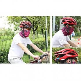 SCOHIRO Helm Sepeda Ultralight Cycling Bike Cap - STT01 - Black - 2