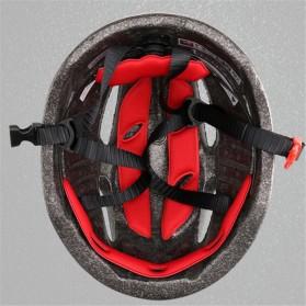 BIKEBOY Helm Sepeda Aero EPS Magnetic Visor Removable Lens - 11002 - Black - 6