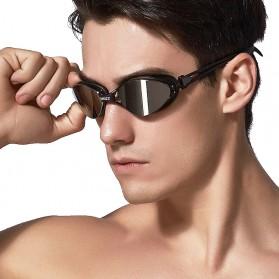 Kacamata Renang Anti Fog UV Protection - GOG-3551 - Black - 2
