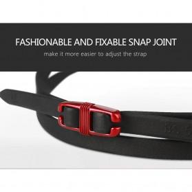 Kacamata Renang Anti Fog UV Protection - GOG-3551 - Black - 10