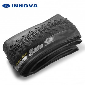 INNOVA Ban Luar Sepeda MTB Super Light Bicycle 26x2.0 60TPI - IA-2546 - Black