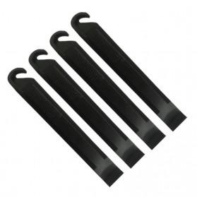 TBike Tyre Lever Alat Cungkil Ban Luar Sepeda 4PCS - TB001 - Black