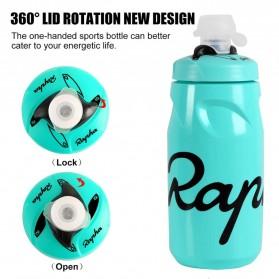 Rapha Botol Minum Olahraga Sepeda Sport Bicycle Bottle 750ml - YP072 - Gray - 3