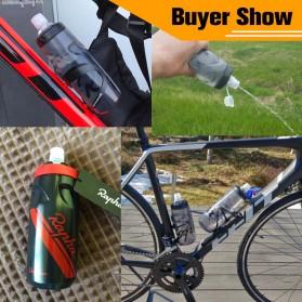 Rapha Botol Minum Olahraga Sepeda Sport Bicycle Bottle 750ml - YP072 - Gray - 5