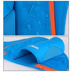YIPINU Tas Pinggang Olahraga Lari Running Bag dengan Holder Botol - RUN031A - Black - 4