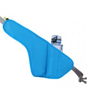 YIPINU Tas Pinggang Olahraga Lari Running Bag dengan Holder Botol - RUN031A - Black - 7