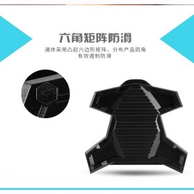 Richy Cover Pelindung Pedal Sepeda Anti-Slip for Shimano SPD-SL - 1232 - Black - 3