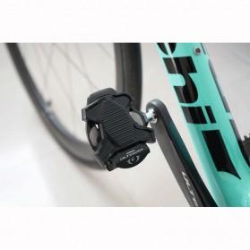 Richy Cover Pelindung Pedal Sepeda Anti-Slip for Shimano SPD-SL - 1232 - Black - 4