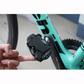 Richy Cover Pelindung Pedal Sepeda Anti-Slip for Shimano SPD-SL - 1232 - Black - 6