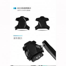 Richy Cover Pelindung Pedal Sepeda Anti-Slip for Shimano SPD-SL - 1232 - Black - 7