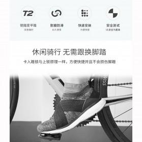 Richy Cover Pelindung Pedal Sepeda Anti-Slip for Shimano SPD-SL - 1232 - Black - 9