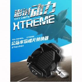 Richy Cover Pelindung Pedal Sepeda Anti-Slip for Shimano SPD-SL - 1232 - Black - 10