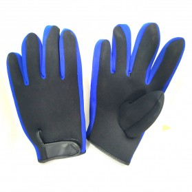 OZERO Sarung Tangan Mobil Racing Glove SBR Pad Size M - OZ911 - Black