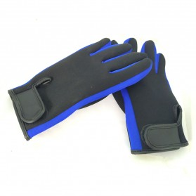 OZERO Sarung Tangan Mobil Racing Glove SBR Pad Size M - OZ911 - Black - 3
