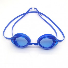 Navex Kacamata Renang Anti Fog UV Protection - NV1601 - Black - 5