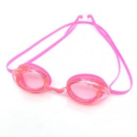 Navex Kacamata Renang Anti Fog UV Protection - NV1601 - Black - 6