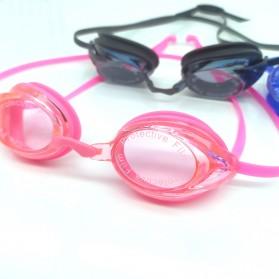 Navex Kacamata Renang Anti Fog UV Protection - NV1601 - Black - 7