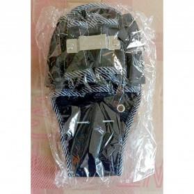 NICEYARD Tas Pinggang Perkakas Tukang Serbaguna Waist Pocket Tool Bag - 15020 - Black/Red - 7