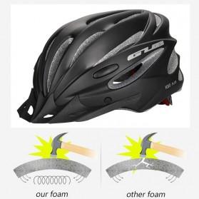 GUB Helm Sepeda Cycling Visor Aero EPS Magnetic Removable Lens - K80 Plus - Black/Purple - 4