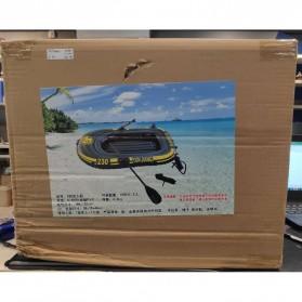 Dream YJ Perahu Karet Inflatable Boat 2 Orang 190 x 115cm - 230 - Green - 7