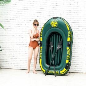 Dream YJ Perahu Karet Inflatable Boat 2 Orang 190 x 115cm - 230 - Green - 3