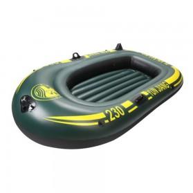 Dream YJ Perahu Karet Inflatable Boat 2 Orang 190 x 115cm - 230 - Green - 4