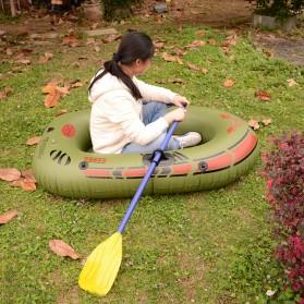 XC LOHAS Perahu Karet Inflatable Boat 2-3 Orang 230 x 130cm - XC230 - Green - 2