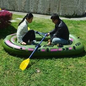 XC LOHAS Perahu Karet Inflatable Boat 2-3 Orang 230 x 130cm - XC230 - Green - 4