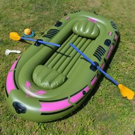 XC LOHAS Perahu Karet Inflatable Boat 1 Orang 150 x 80cm - XC230 - Green - 2