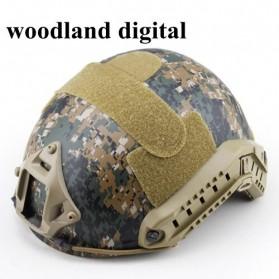 Demeysis Helm Tactical Airsoft Gun Paintball CS SWAT - DEM2001 - Army Green