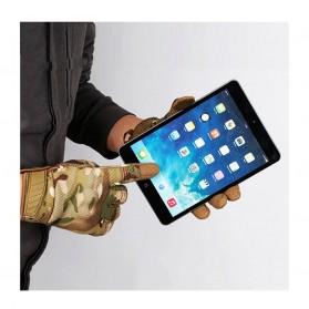 WALLY SKY Sarung Tangan Motor Full Finger Touchscreen Size M - HG012 - Black - 7