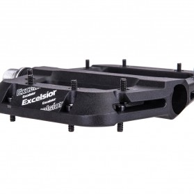 MZYRH EXCELSIOR Pedal Sepeda Nylon Fiber Composite Anti-Slip - RBM541 - Blue - 4