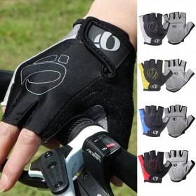 Vertvie Sarung Tangan Half Finger Anti-Slip Size M - S624 - Gray - 2
