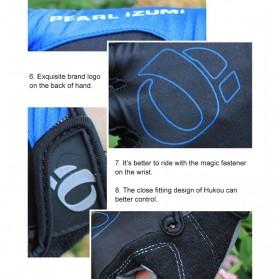 Vertvie Sarung Tangan Half Finger Anti-Slip Size M - S624 - Gray - 7
