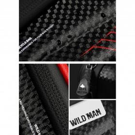 WILD MAN Tas Sepeda Smartphone Case Holder Handlebar Hard Shell Waterproof 1L - E1 - Black - 7