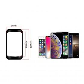 WILD MAN Tas Sepeda Smartphone Case Holder Handlebar Hard Shell Waterproof 1L - E1 - Black - 8