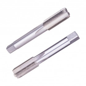 ZTTO Crack Sepeda Bicycle Pedal Thread Taps - JM312 - Silver - 2