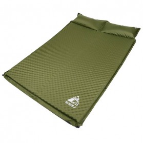 HEWOLF Kasur Matras Angin Inflatable Sleeping Bag - M005F - Green