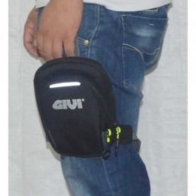 GIVI Tas Pinggang Waterproof Model Drop Leg Waist Pack - Black - 2