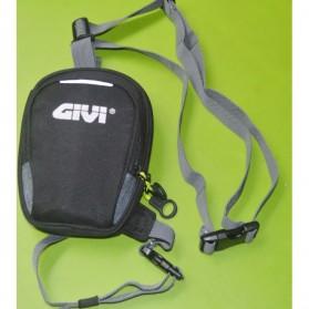 GIVI Tas Pinggang Waterproof Model Drop Leg Waist Pack - Black - 3