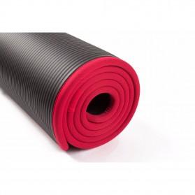NBR Karpet Pilates Yoga Anti Slip 10mm - 180906 - Black - 2