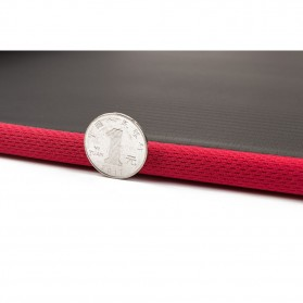 NBR Karpet Pilates Yoga Anti Slip 10mm - 180906 - Black - 6
