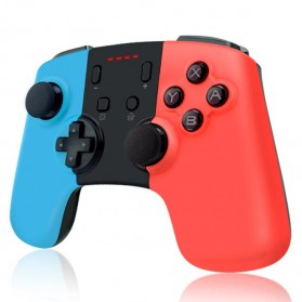 DATA FROG Pro Wireless Bluetooth Gamepad 2 in 1 for Nintendo Switch & PC - TXF03S - Multi-Color