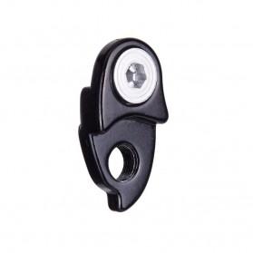 ZTTO Kait Ekor Belakang Sepeda Rear Derailleur Converter MTB Tail Hook Extender - 0604 - Black