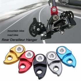ZTTO Kait Ekor Belakang Sepeda Rear Derailleur Converter MTB Tail Hook Extender - 0604 - Black - 6