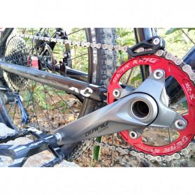 Deckas Chain Guide Rantai Sepeda MTB 1X System Mount Type ISCG 03 - Black - 3