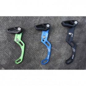 Deckas Chain Guide Rantai Sepeda MTB 1X System Mount Type ISCG 03 - Black - 6