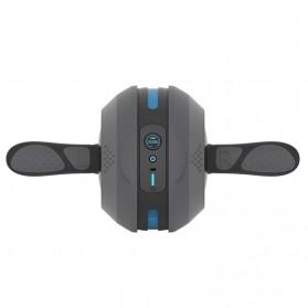 Yesoul Alat Fitness Roda Smart Roller Abdominal Wheel Muscle - J20 - Black