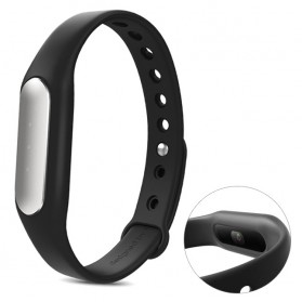Xiaomi Mi Band 1s Light Edition with Heart Rate Sensor (ORIGINAL) - Black